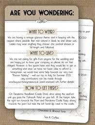 Best Wedding Invitation Inserts Designs Invitations Card By