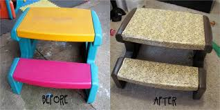 little kids picnic table improbable diy project a ing happenings of the harper home ideas 18