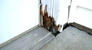 door frame replacement. Door Frame Repair Garage Rot Replacement Exterior At Rotted . L