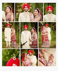 Sweet Punjabi Wedding Couple Wallpaper ...