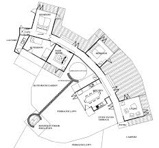 west end beach house floor plan west as built march facing road plans m full