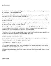 Child Custody Letter Sample Child Custody Letter Template Companiesuk Co