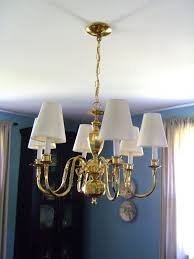 living cool lamp shade chandelier