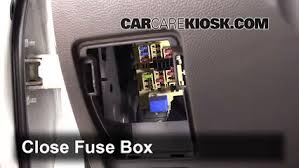 2015 Nissan NV200 SV 2.0L 4 Cyl.%2FFuse Interior Part 2 interior fuse box location 2013 2016 nissan nv200 2015 nissan on nissan nv200 fuse box