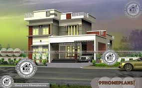 simple modern home design. Budget Of This House Is 27 Lakhs \u2013 2 Storey 3 Bedroom House Plans Simple Modern Home Design N