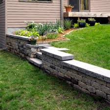Small Picture Build retaining wall in the garden itself simple and practical