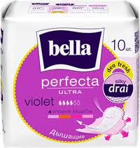 <b>Прокладки BELLA Perfecta</b> Ultra Violet deo fresh – купить в сети ...