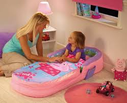 Peppa Pig Bedroom Furniture Peppa Pig Ready Bed Girls Sleepover Camping Holiday Granparents