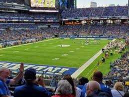 Colts Interactive Seating Chart Photos At Lucas Oil Stadium