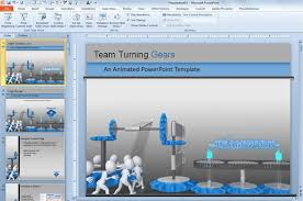 Theme Ppt 2010 Free Download Animated Templates For Powerpoint 2010 Free Download