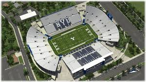 Cougar Stadium Seating Chart True Lavell Edwards Stadium Seating Chart Byu Lavell Edwards