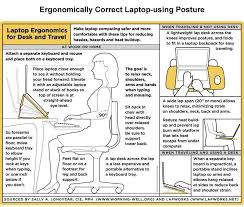 tips for ing an ergonomic laptop