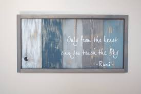 inspirational frames for office. Rumi Quote Art - Inspirational Pallet Wood Reclaimed Wall Framed Sign Motivational Decor Office Frames For I