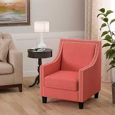 coral accent chair.  Accent Emma Coral Accent Chair  And Kirklands