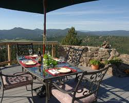 17 stunning mountain house deck and