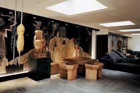 Monday Edit Fashion Designer Rick Owens' Paris Apartment And Simple Apartment Designer Collection