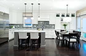 image of white lighting over kitchen table pendants island pendant lights bench
