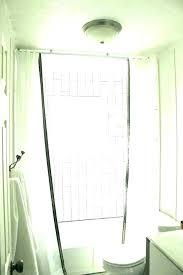 pipe shower curtain rod diy ceiling mount 2 shower curtain ideas ceiling mount curtains oval mounted rod diy medium