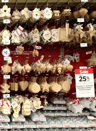 Michaels Unfinished Wood Ornaments #michaelsmakers