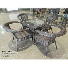 kryptos modern garden furniture set