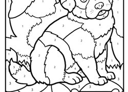 Kindergarten Animals Coloring Pages Printables