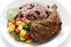Resultado de imagem para IMAGENS DE COMIDA DA JAMAICA