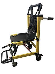 emergency stair chair. LINE2design EMS Stair Chair - Medical Emergency Patient Transfer 4 Wheel Evacuation With