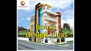 G 3 Apartment Structural Design House Design Idea G 3 Floor Plan Elevation Youtube
