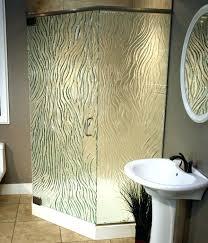 shower tub enclosures kohler tub shower door frameless