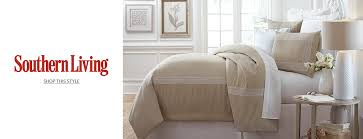 southern living bedding creative shot
