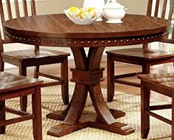 Amazon Furniture of America Castile Transitional Round