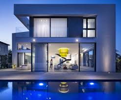 Modern Simple Design Simple Modern House With An Amazing Floating Stairs