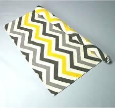 grey and yellow chevron rug yellow chevron area rug and grey gray gray and yellow chevron area rug