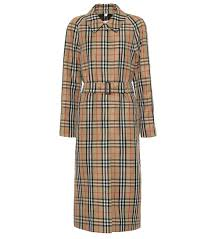 Burberry Sizing Charts Trench Coats Vintage Check Trench Coat