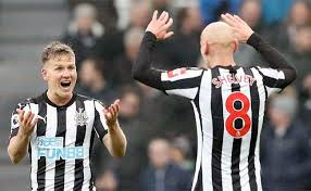 Image result for newcastle 3 southampton 0