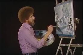 bob ross painting shades of grey from joy of painting s season 2 episode 4 screenshot via you