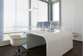 of 030 office furniture acrylic solid surface office counter acrylic office furniture