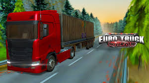 Euro Truck Driver – 2018 | OviLex Software - Video Games Development