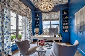 houzz interior design ideas office designs. Stylish Houzz Office Design 10719 Charming Blue Home Fice S Best Inspiration Decor Interior Ideas Designs