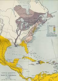 seventeenth century timeline north