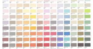 Paint Colour Chart Crown Crown Paints Colour Chart Just Lentine Marine 32632
