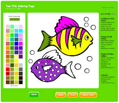 Small Picture Free Online Coloring Pages On Thecolorcom Kids Software