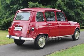 Sold: Renault 4 Wagon Auctions - Lot 5 - Shannons