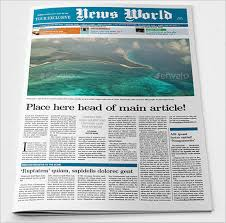 example of a newspaper article 11 newspaper article templates psd ai indesign free