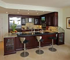 home bar countertop ideas home bar decorations with brown wooden bar