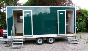 Image result for posh mobile toilets