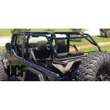 ucf lj full roll cage for jeep wrangler unlimited