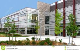 Image Arrowhead Two Story Commercial Building Dreamstimecom Two Story Commercial Building Stock Image Image Of Outside Story