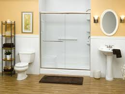 bci acrylic tile over plastic tub surround bathroom makeover on budget remodeling shower liners bath acrylic
