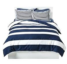 blue striped bedding sets room essentials soft duvet cover set blue and yellow striped comforter sets